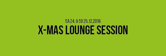x-mas lounge session