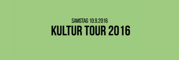 Kultur Tour 2016